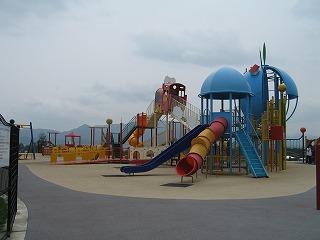 三段池遊び場2